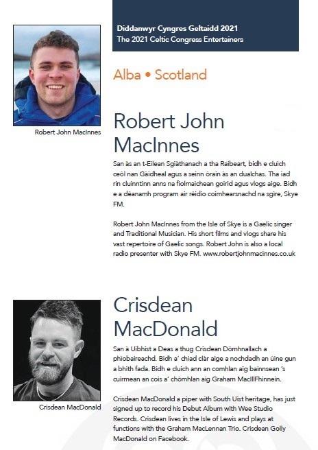 ICC - Alba Entertainment - Robert John MacInnes & Chrisdean MacDonald